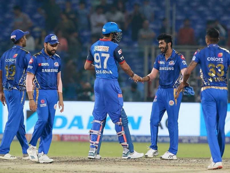 IPL 2019: Rahul Chahar, Jasprit Bumrah Help Mumbai Indians Thrash Delhi Capitals By 40 Runs