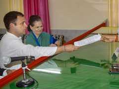 नागरिकता पर सवाल उठा अमेठी में राहुल गांधी के हलफनामे को निर्दलीय प्रत्याशी ने दी चुनौती, सोमवार को देना है जवाब