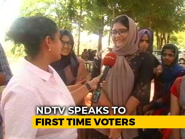 Video : In Wayanad, First-Time Voters Hope For Development After Rahul Gandhi's Candidature