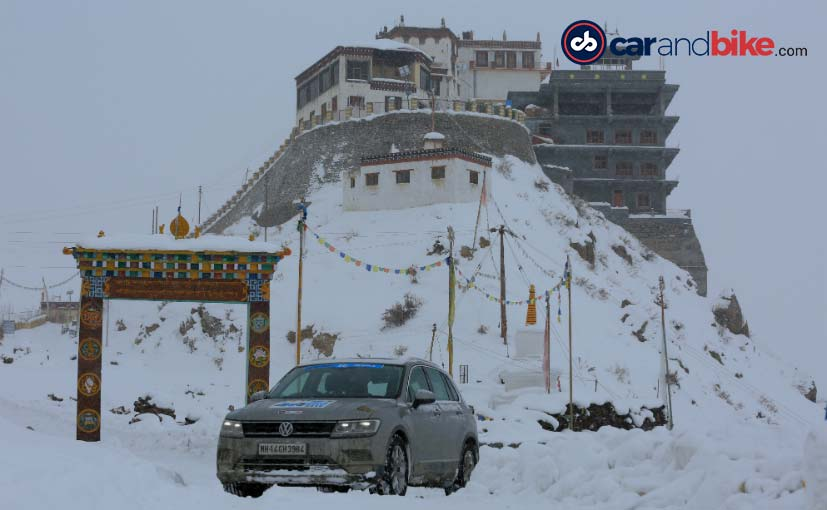 Spiti Valley in winter feels like a dream come true! Few things in life feel as majestic as this