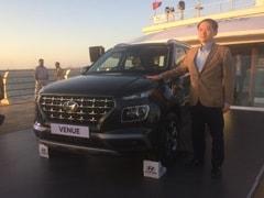 2019 Hyundai Venue Subcompact SUV Unveiled In India
