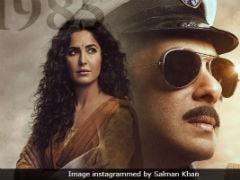 <I>Bharat</i> New Poster: Salman Khan And Katrina Kaif, 15 Years Later