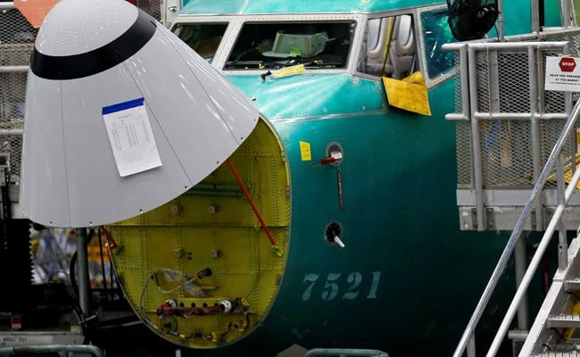 Boeing CEO Says 737 MAX Aircraft Software Update Working 'As Designed'