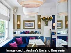 Andrea's Bar And Brasserie (ABB) - A Global Cuisine Restaurant Opens Its Doors In Khan Market