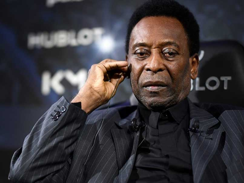 Brazilian Football Legend Pele Is Improving After Being Hospitalised In Paris
