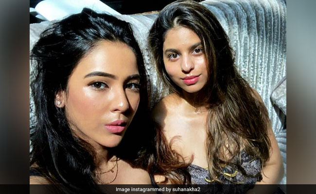 Nothing New Here, Just A Viral Pic Of Suhana Khan Being Her Stunning Self
