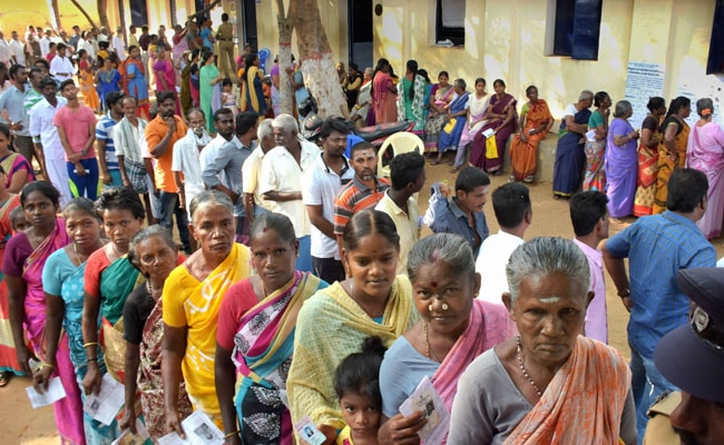 Election 2019: Election Body Announces Re-polling In 13 Booths In Tamil Nadu On May 19