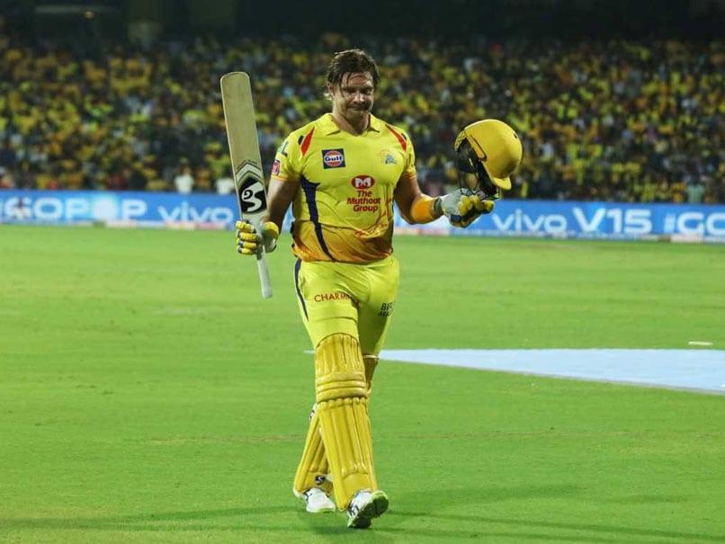 IPL 2019: Shane Watson Helps Chennai Super Kings Outshine SunRisers Hyderabad To Reclaim Top Position
