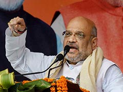 Rahul Baba Kept Mum When PM Modi Was Called <i>''Neech''</i>: Amit Shah