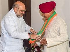 Kirori Singh Bainsla, Face Of Gujjar Agitation, Joins BJP