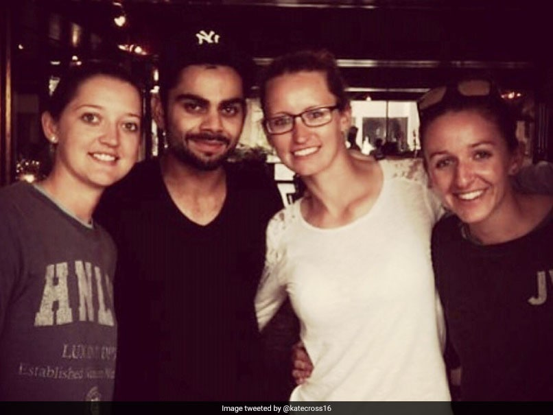 Virat Kohli Wanted To Meet This England Womens Cricketer 5 Years Ago, Reveals Teammate