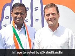 """Clear How Anti-Dalit BJP Is"": Lawmaker Udit Raj, Snubbed, Joins Congress"