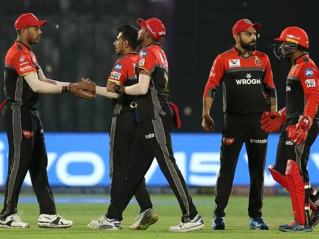 Preview: Virat Kohli To Experiment With RCB Combination Against KKR
