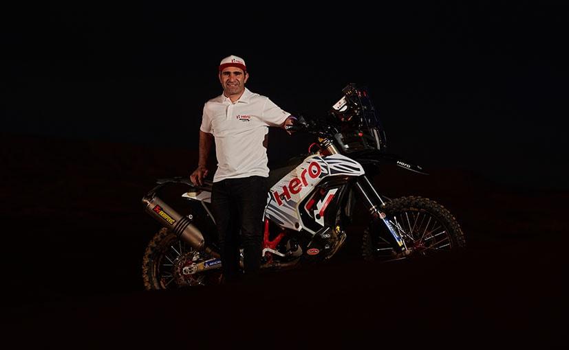 Hero MotoSports Team Rally Announces Paulo Goncalves As New Rider