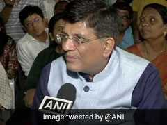 """Will Fight Next Election From..."": Piyush Goyal's Dig At Rahul Gandhi"