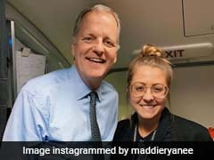 """Flight Attendant """"Mortified"""" After Spilling Drinks On Airline CEO"""