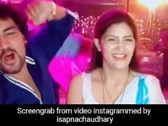 सपना चौधरी ने धमाकेदार डांस से लूट ली महफिल, Video ने मचाया तहलका