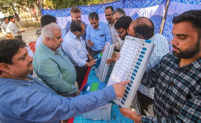 Nearly 100 Complaints Against Parties, Others For Poll Code Violation: Officials