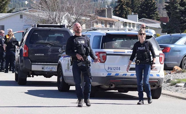 4 Dead In 'Targeted' Shooting In Canada, Suspect Arrested: Police