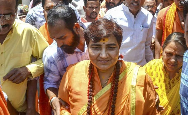 Nominating Pragya Thakur 'Absolutely Right Decision' Says Amit Shah