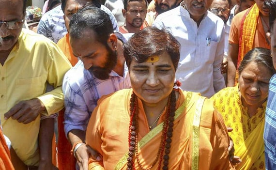 Pragya Thakur To Face Charges For Babri Remark, FIR Ordered