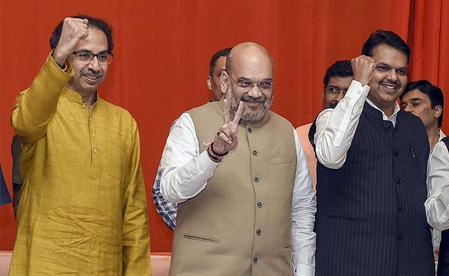 Poll of Exit Polls Maharashtra 2019: महाराष्ट्र में बीजेपी-शिवसेना को स्पष्ट बहुमत के आसार, कांग्रेस-एनसीपी का गठबंधन बेअसर