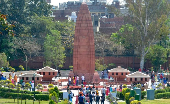 UK Flags'Financial Implications Of Jallianwala Bagh Apology