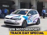Video : Volkswagen Motorsport Track Day Special