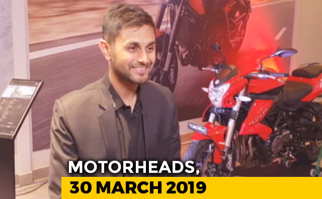 Video : In Conversation With Vikas Jhabakh, Benelli India