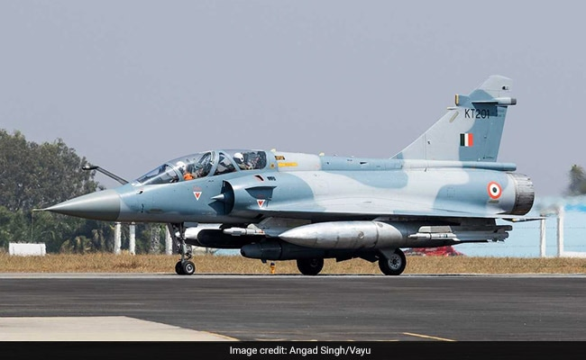 'Tech Asymmetry' Could Have Caused Heavy Damage In Pak During Strike: IAF