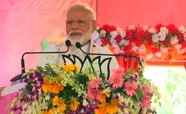 PM Modi Urges Varanasi To Break All Voting Records: Highlights