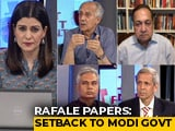 Video: Supreme Court To Examine 'Stolen' Rafale Papers: Setback For BJP?