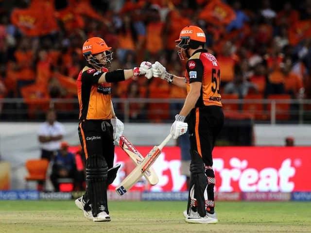 IPL Highlights, SRH vs KKR Highlights: Jonny Bairstow, David Warner Power SRH To Nine-Wicket Win Over KKR