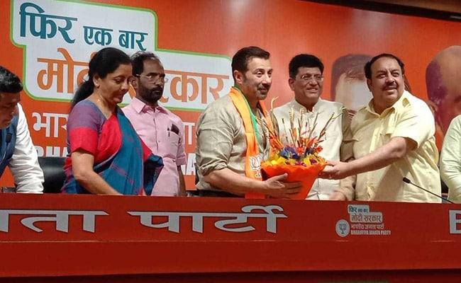 Election 2019: BJP ने सनी देओल को पंजाब के गुरदासपुर से दिया टिकट, किरण खेर चंडीगढ़ से उम्मीदवार