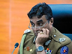 Lanka Police Chief Arrested Over Alleged Failure To Prevent Terror Attack