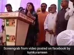 मुस्लिमों पर विवादित बयान देकर फंसीं मेनका गांधी, कारण बताओ नोटिस जारी, 3 दिन में देना होगा जवाब