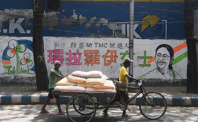 In Kolkata, Mamata Banerjee's Election Campaign Has A Chinese Connection