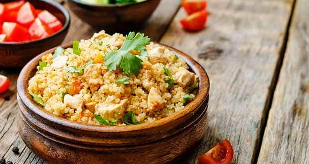 This High-Protein Pulao Or Pilaf May Help Boost Weight Loss (Watch Video)