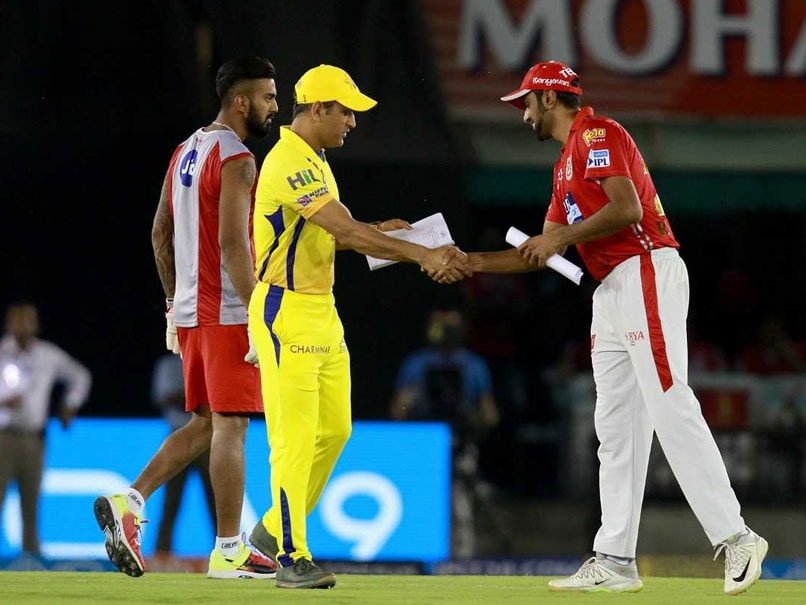 IPL 2019, CSK vs KXIP: When And Where To Watch Live Telecast, Live Streaming