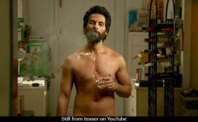 Kabir Singh Brings Out The 'Worst' In Shahid Kapoor. One Word - 'Guts'