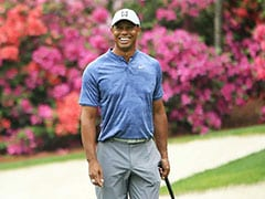 Tiger Woods Tees Off With Jon Rahm, Li Haotong At Masters, Rory McIlroy Next