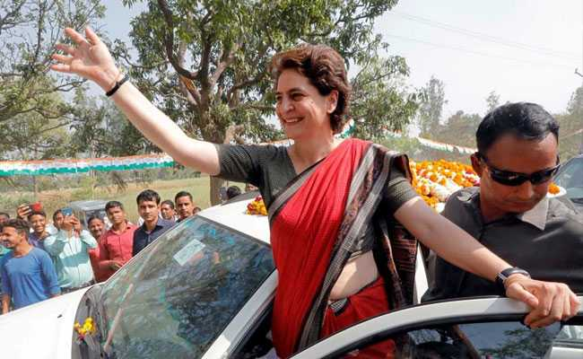 "Priyanka Gandhi's ""Biggest Actor"" Dig At PM Also Grazes Amitabh Bachchan"