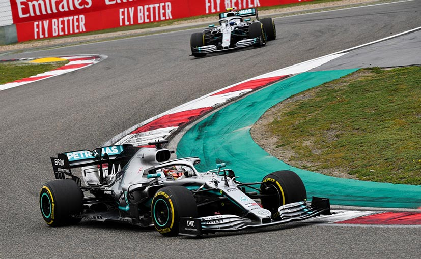 Mercedes leads the points table for driver and constructor standings in the 2019 F1 season