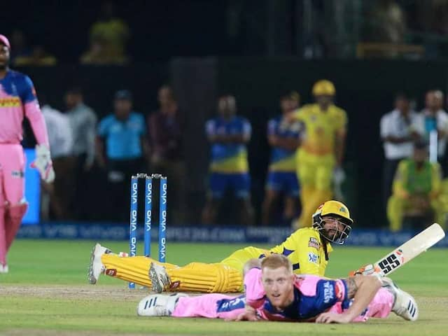 """Ben Stokes, Ravindra Jadeja Both Hit The Deck In """"Crazy"""" Incident. See Who Comes Out On Top"""