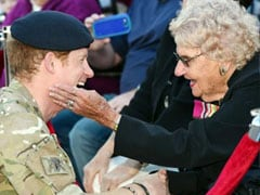 "Prince Harry's ""Biggest Fan"" Dies At 99"