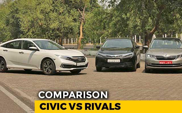 Comparison: Honda Civic vs Skoda Octavia vs Toyota Corolla