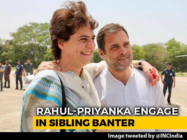 Video : What Does It Mean To Be A Good Brother? Rahul Gandhi Explains