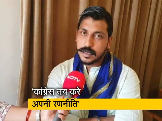 Videos : मेरा मकसद सिर्फ नरेंद्र मोदी को हराना है - चंद्रशेखर