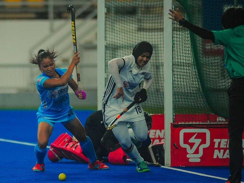 HOCKEY: Indian women beats to Malaysia by huge margin