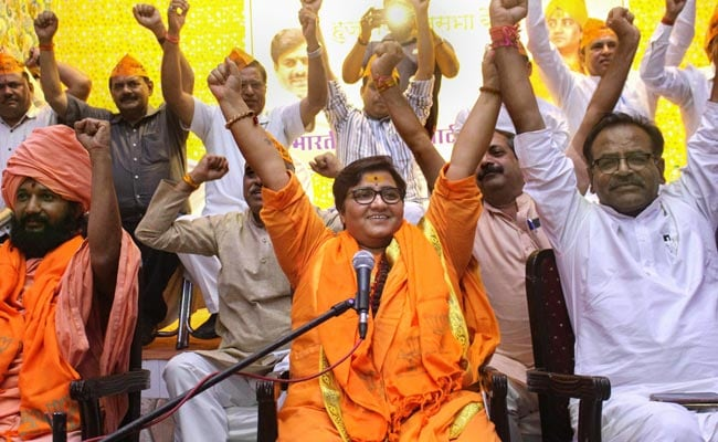 2019 Elections: Stop Sadhvi Pragya From Contesting, Malegaon Victim's Father Asks Court